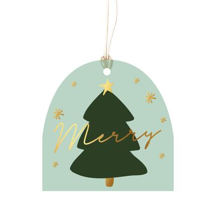 Merry Tree Tag