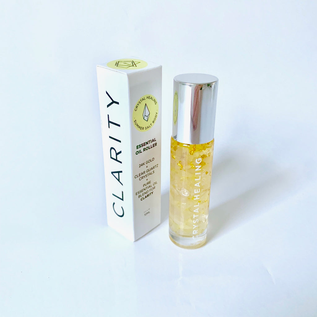 Clarity Essential Oil Roller