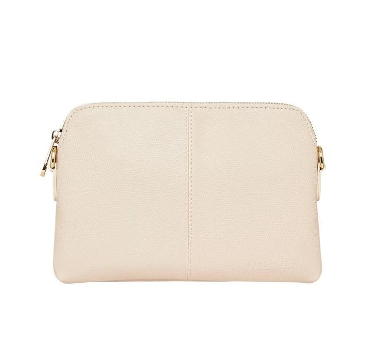 Bowery Wallet Crossbody Chalk
