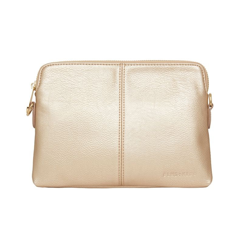 Bowery Wallet Light Gold