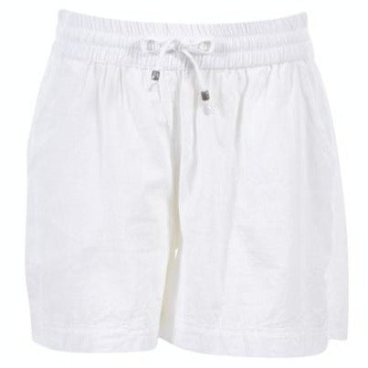 Coconut Shorts White