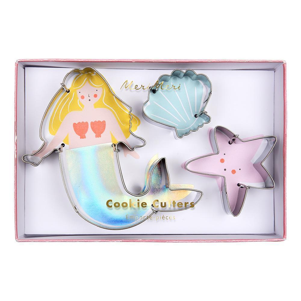 Cookie Cutters Mermaid