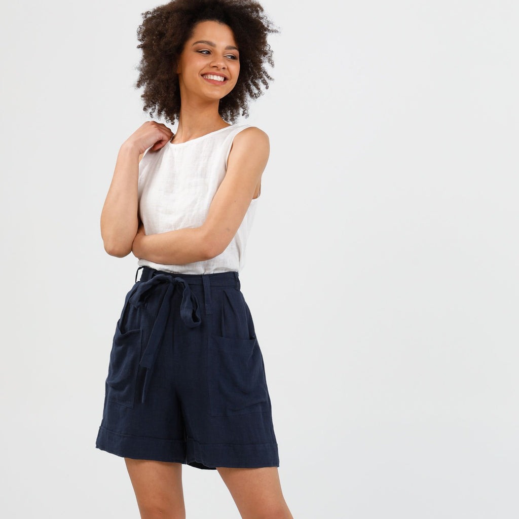 Daydreaming Shorts - Navy