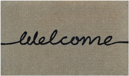 Welcome Regular Doormat