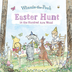 Easter Hunt 100 acre wood