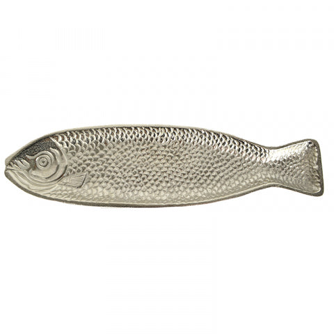 Finn Fish Metal Platter