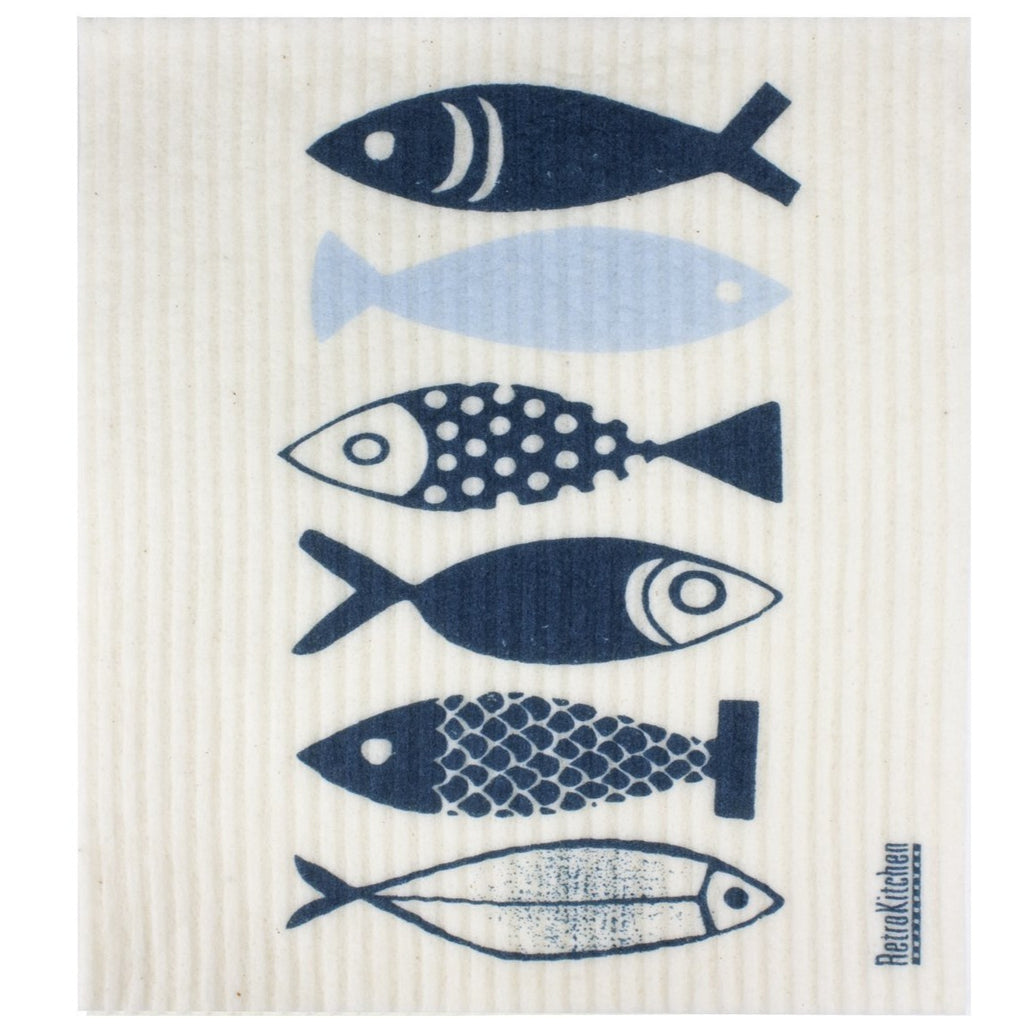 Dish Cloth Fish