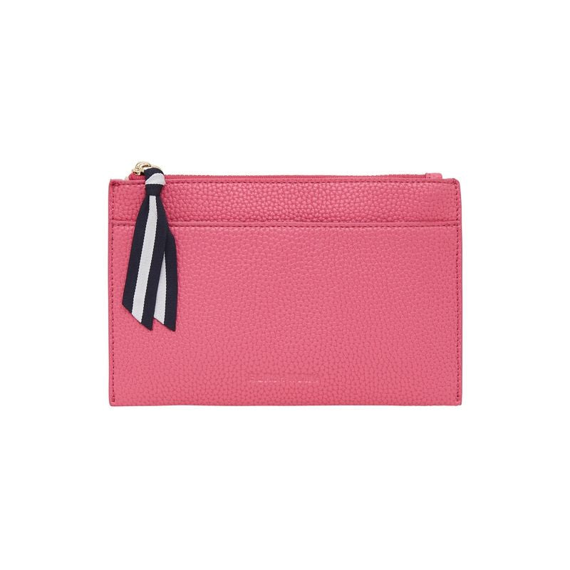 New York Coin Purse Fuschia