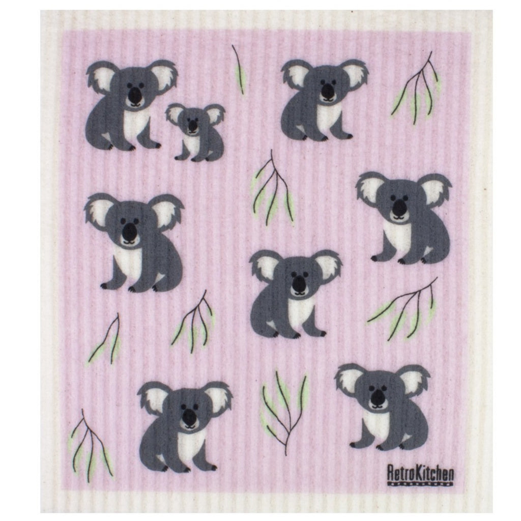 Dish Cloth Koalas
