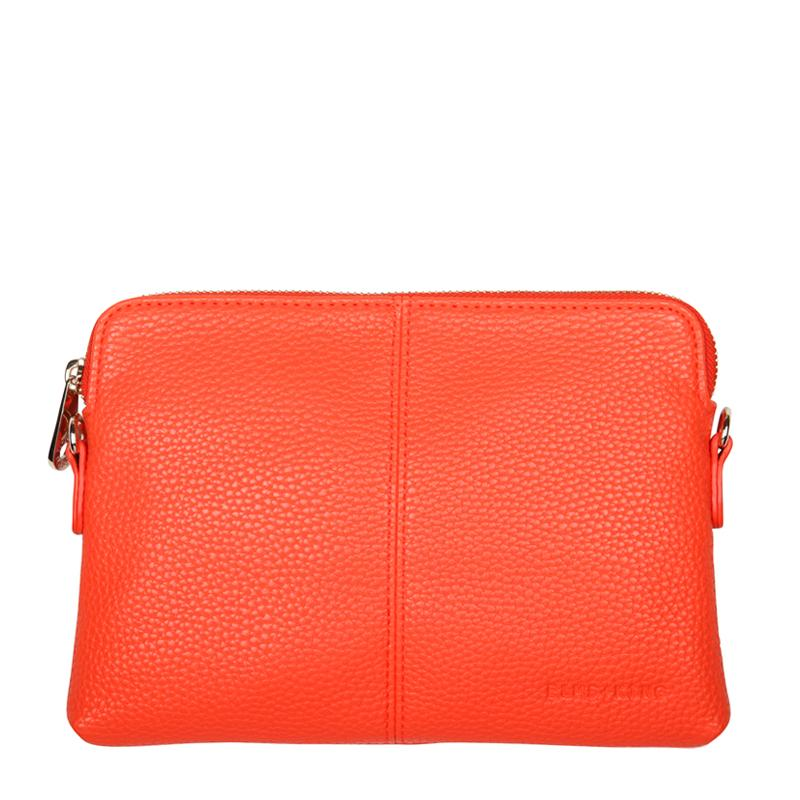 Bowery Wallet Crossbody Orange