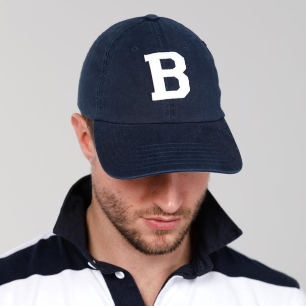 Personalised Cap Navy by ORTC