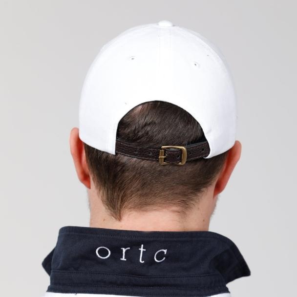 Personalised Cap White by ORTC