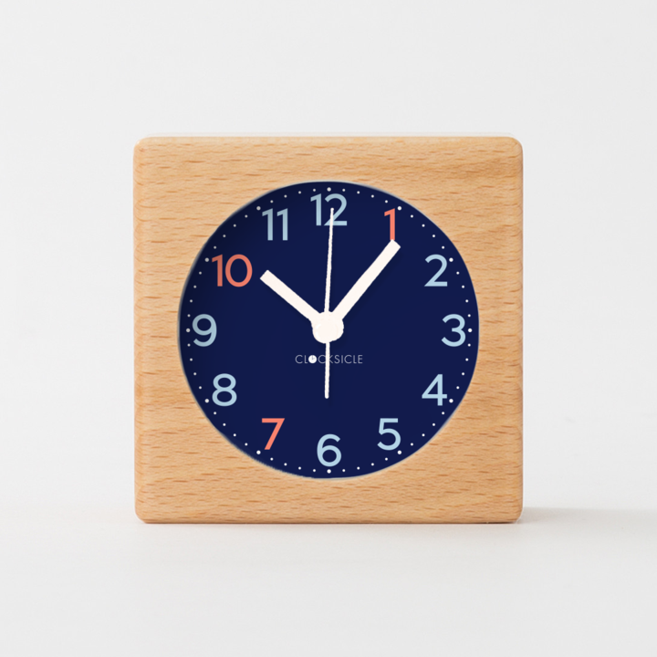 Sailor Silent Alarm Clock