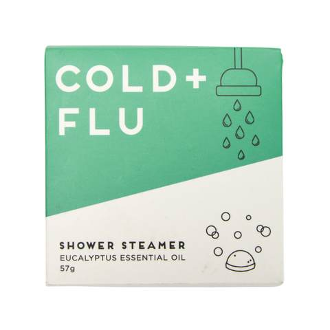 Shower Steamer Eucalyptus Cold & Flu