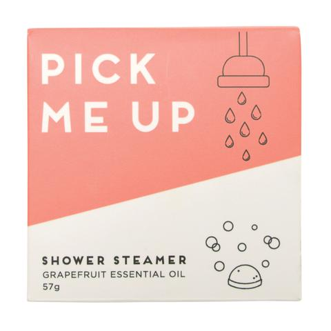 Shower Steamer Grapefruit Pick Me Up