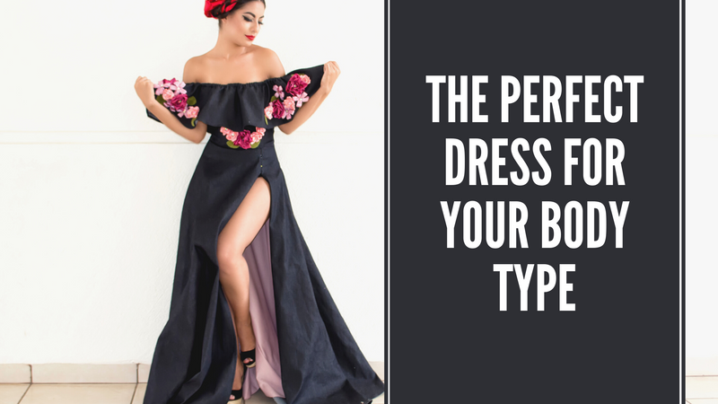 The Perfect Dress For Your Body Type