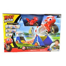 Ricky Zoom and Stunt Playset