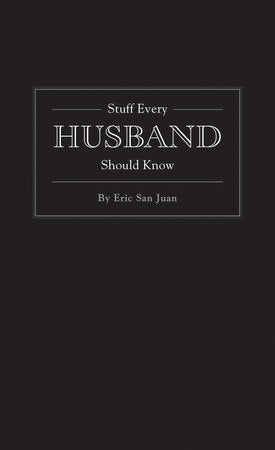 Book: Stuff Every Husband Should Know