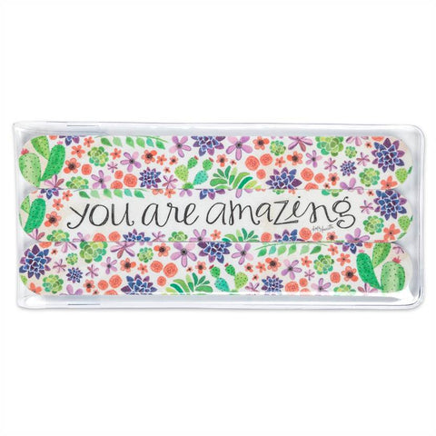 Emery Boards-You are Amazing (3pk)