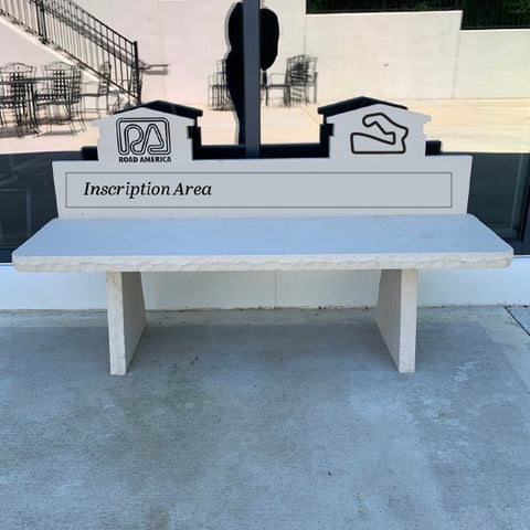Road America Bench
