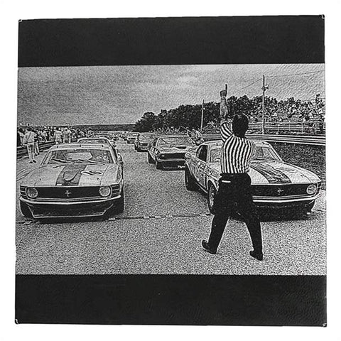 Leather Photo Panel-Trans Am