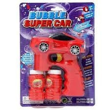 Car Bubble Gun