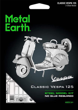 Metal Earth-Classic Vespa 125