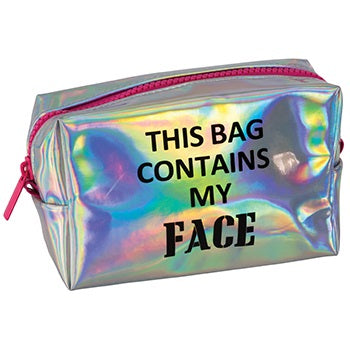 This Bag Contains My Face Large
