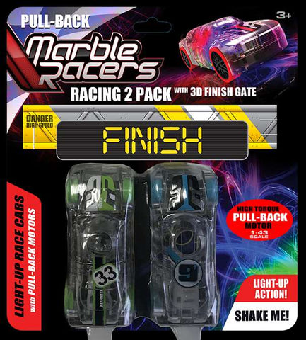 Marble Racers 2-Pack