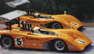 Canvas EE-Mclaren Side by Side