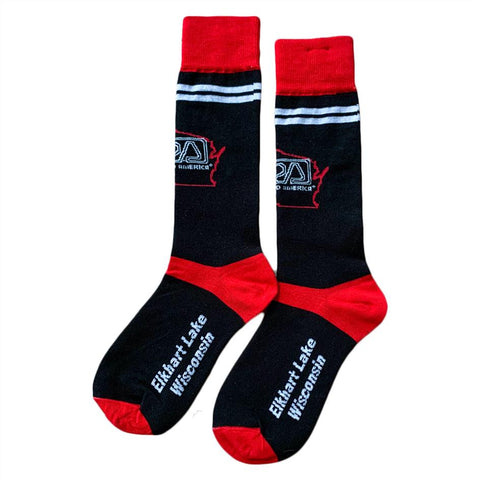 Socks-State Stripe