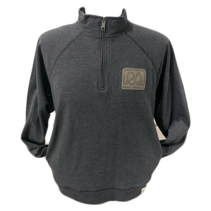 French Terry Quarter Zip