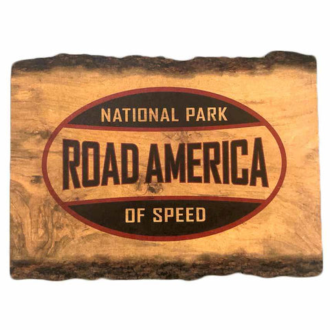 National Park Of Speed Sign