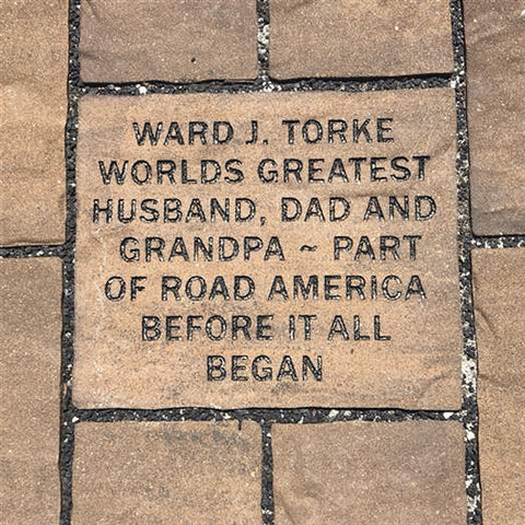 Commemorative Paver-Large