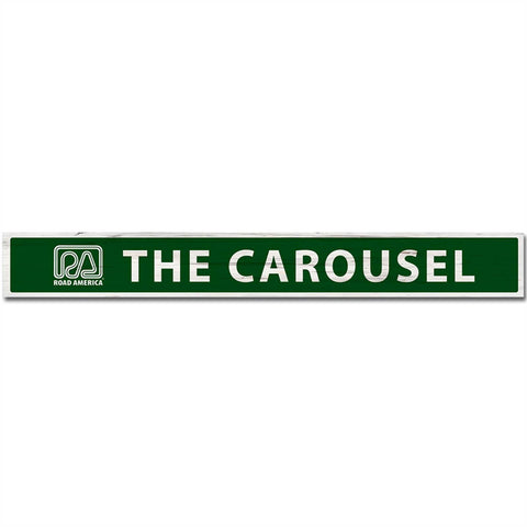Carousel Sign