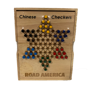 RA Chinese Checkers