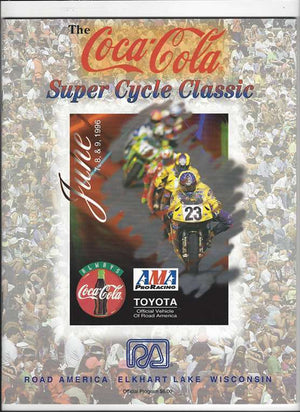 Program- 1996 Super Cycle Classic