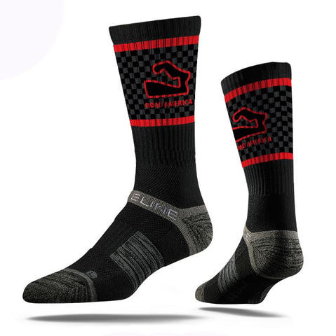 Track Outline Socks