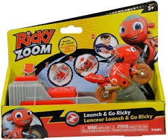 Ricky Zoom- Launch and Go