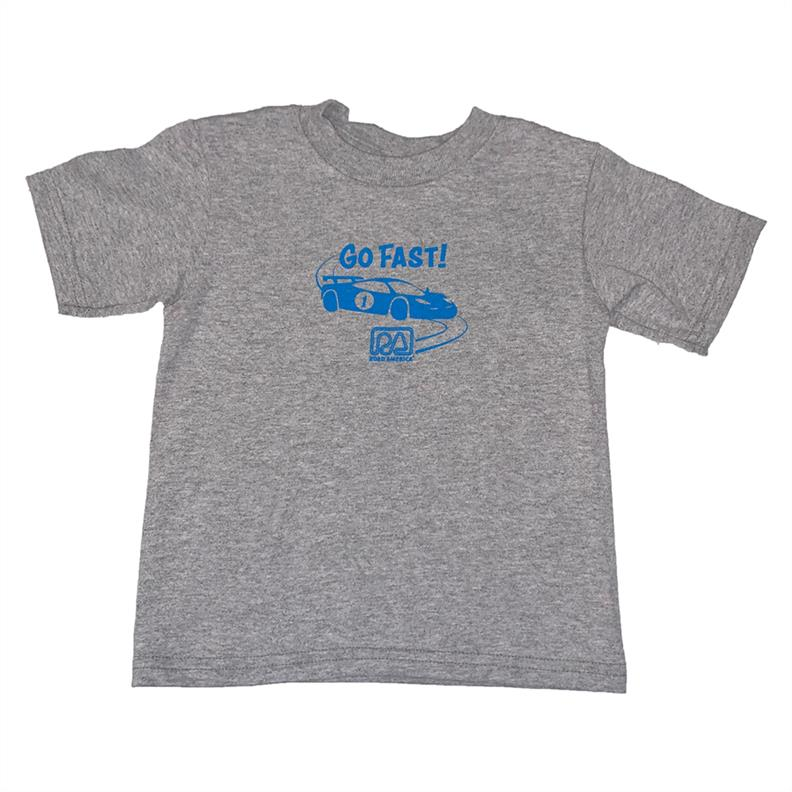 Toddler Go Fast Car Tee