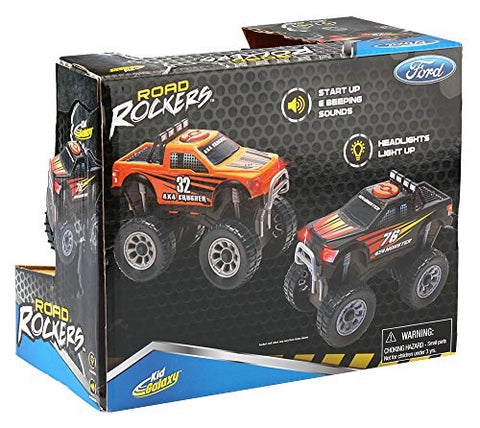 Micro Monstr Truck 2 Pack