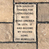 Commemorative Paver-Medium