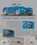 Shelby Cobra 50 Years Book