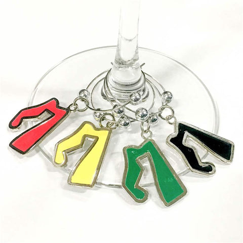 Wine Charms 4 Pack