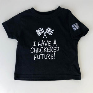 Checkered Future Tee