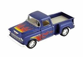Chevy Stepside Flame Pickup Truck