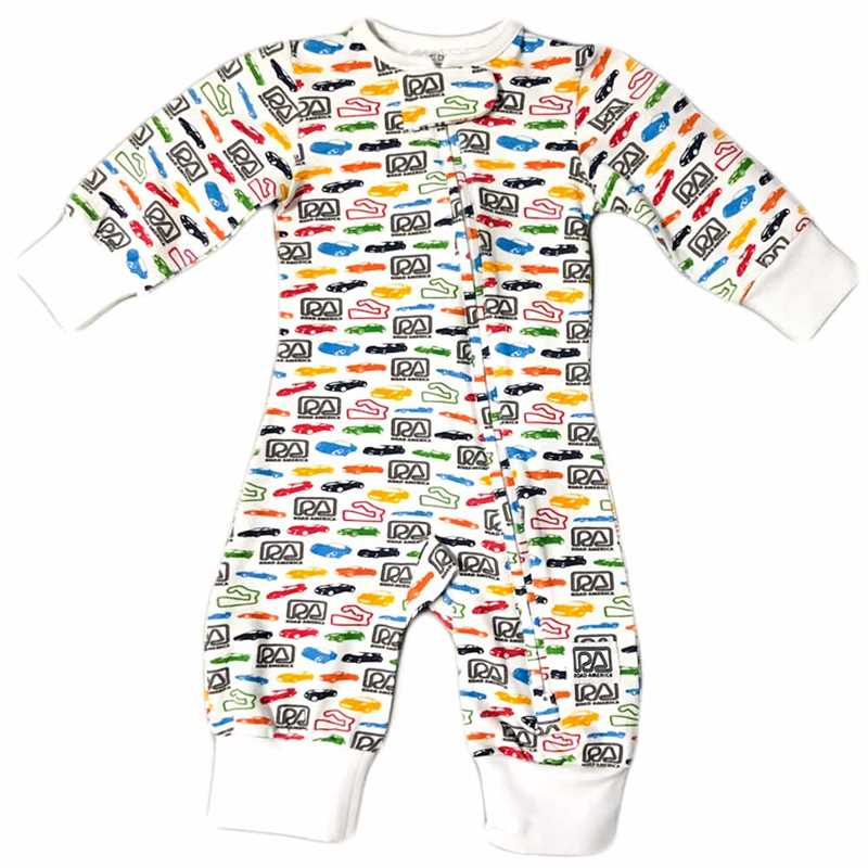 Road America Car Romper