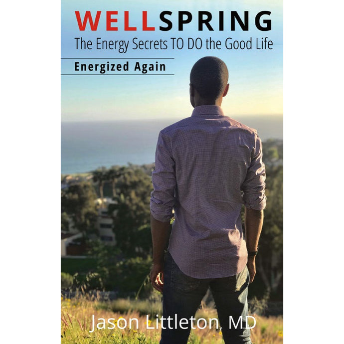 PRINT: WellSpring- Energized Again, 2nd Edition