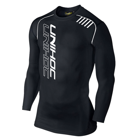 Unihoc Compression Shirt - Long Sleeve - DekGoalie