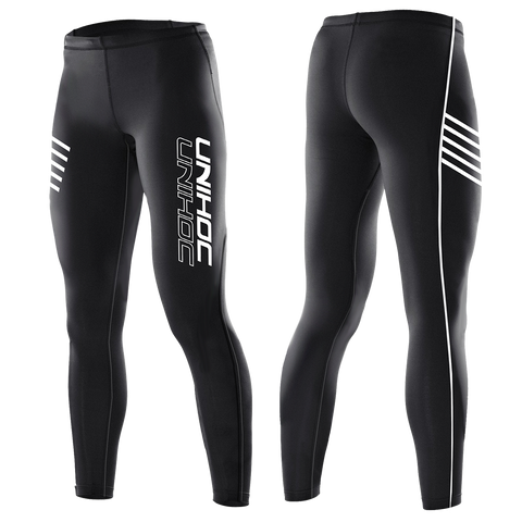 Unihoc Compression Tights - Full Leg - DekGoalie